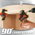 90° Corner Clamp