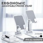 Ergonomic Adjustable Phone Stand