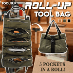 Toolsup™ Multi-purpose Roll Up Tool Bag