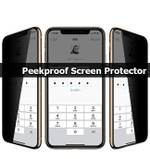 Peekproof Screen Protector - LimeTrifle