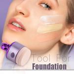 Vibrating Makeup  Applicator - LimeTrifle
