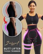2-in-1 Butt Lifter & Thigh Trimmer - LimeTrifle