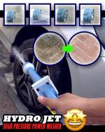 Hydro-Jet High Pressure Power Washer - LimeTrifle