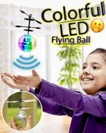 Colorful Flying LED Ball - LimeTrifle