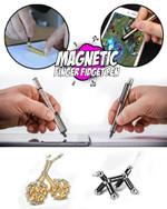 Magnetic Finger Fidget Pen - LimeTrifle