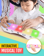 Interactive Musical Toy - LimeTrifle