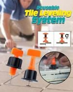 Reusable Tile Leveling System (Set of 50)