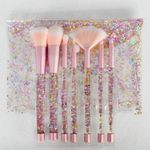 Glitter Makeup Brushes - LimeTrifle