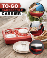 To-Go Casserole Carrier - LimeTrifle