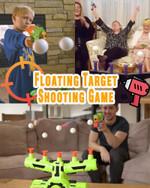 Floating Target Shooting Game - LimeTrifle