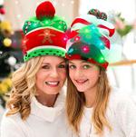 Christmas LED Beanie - LimeTrifle