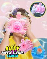 Kiddy Bubble Blower Camera - LimeTrifle