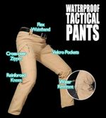 Tactical Waterproof Pants - LimeTrifle