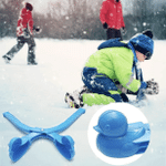 Outdoor Snowball Maker Clip