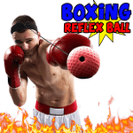 Boxing Reflex Ball - LimeTrifle