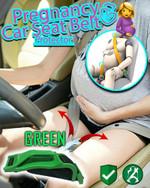 Pregnancy Car Seat Belt Protector - LimeTrifle