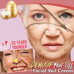 Peel-Off Facial Veil Cream - LimeTrifle