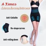 New generation 4 Times Calories Burning Slimming Underwear Anti-Cellulite - LimeTrifle