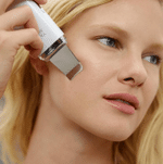 Ultrasonic Facial Skin Scrubber - LimeTrifle