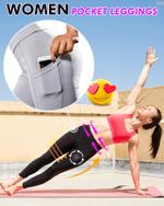 Women Pocket Leggings - LimeTrifle