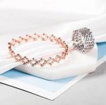 Magic 2-in-1 Retractable Ring Bracelet - LimeTrifle