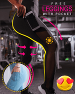 Pocket Leggings - LimeTrifle