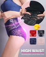 Premium Lace Panty - LimeTrifle