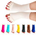 Bunion Relief Toe Socks - LimeTrifle