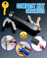 Compact Key Organizer - LimeTrifle