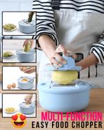 Multi-Function Food Chopper - LimeTrifle