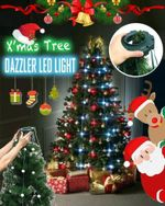 Christmas Tree Dazzler LED Lights - LimeTrifle