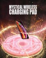 Mystical Wireless Charging Pad - LimeTrifle
