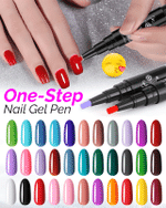 One-Step Nail Gel Pen - LimeTrifle