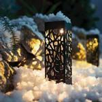 Solar Power Vintage Garden Lamp - LimeTrifle