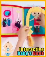 Interactive Baby's Book - LimeTrifle