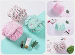 Drawstring Cosmetic Bag - LimeTrifle