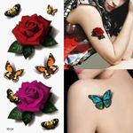 3D Tattoo Stickers - LimeTrifle