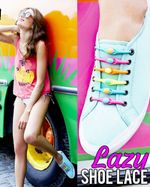 Lazy Shoe Lace - LimeTrifle