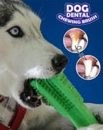 Dog Dental Chewing Brush - LimeTrifle