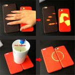Magic Thermal Sensor iPhone Case - LimeTrifle