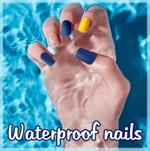 Gel Press-On Nails - LimeTrifle