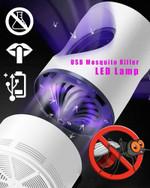 USB Mosquito Killer LED Lamp
