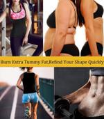 Slimming Vest Body Shaper - LimeTrifle
