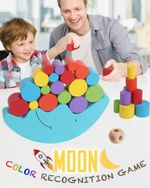 Moon Color Recognition Game - LimeTrifle