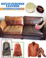 Multi-Purpose Leather Refurbishment Cleaner - LimeTrifle