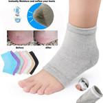 Moisture Heel Socks - LimeTrifle
