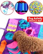 Dog Activity Snuffle Mat - LimeTrifle