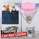 Floating Pet Fur Lint Hair Catcher - LimeTrifle