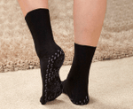 Magnetic Tourmaline Therapy Health Socks - LimeTrifle