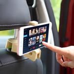 2-in-1 Car Backseat Phone Mount - LimeTrifle